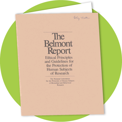 Read the Belmont Report