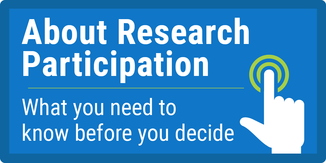 About Research Participation button 1