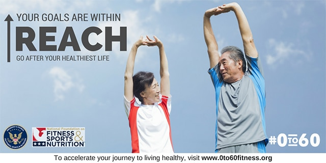 Your goals are within reach - go after your healthiest life
