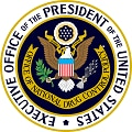 Image of the seal for the Executive Office of the President of the United States