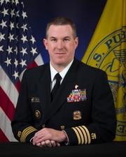 Chief of Staff, Captain Joel Dulaigh, A.C.N.P.-B.C., F.A.A.N.P.