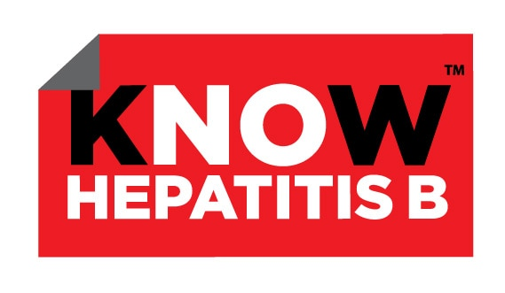 CDC's Know Hepatitis B campaign logo