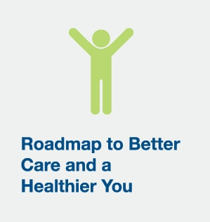 Roadmap to Better Care and a Healthier You