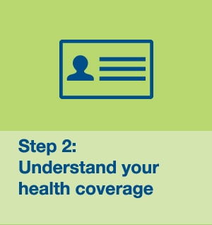 Step 2: Understand your health coverage