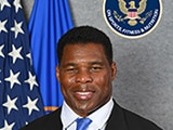 Photo of Herschel Walker, PCSFN Co-Chair