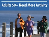 Read a blog post about inactivity among adults ages 50+.
