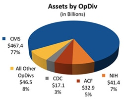 Assets by OpDiv
