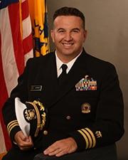 CDR Matthew Johns