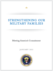 Report: Strengthening Our Military Families