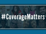 Read a blog post about the #CoverageMatters social media campaign.