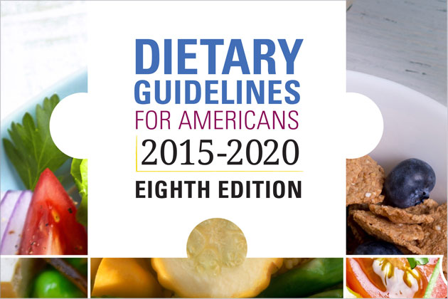 Dietary Guidelines for Americans, 2015 - 2020, Eighth Edition
