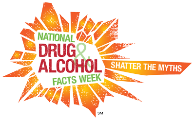 National Drug and Alcohol Facts Week 2016.