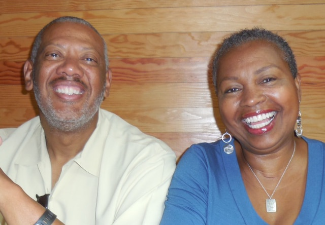 Earnest and Sharon Evans of Chicago, IL.