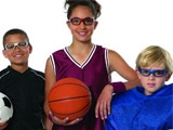 Read a blog post about the importance of wearing protective eyewear during spring sports.