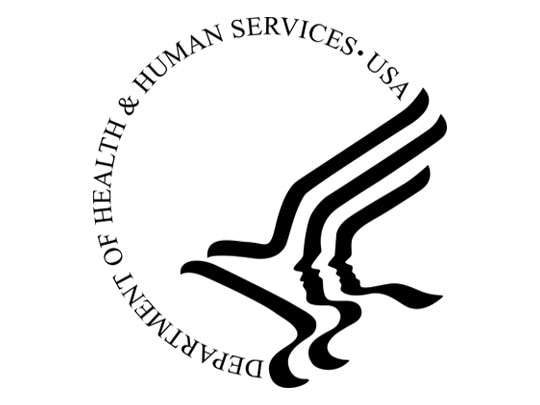 Department of Health and Human Services (HHS) logo