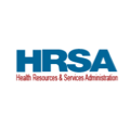 Health Resources and Services Administration (HRSA) logo