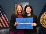 Read a blog post about Kelley Deal's #CoverageMatters story.