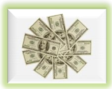 A Circular Arrangement of 100 Dollar Bills