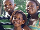 Read a blog post about National Adoption Month.
