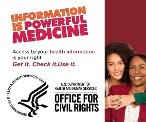 Information Is Powerful Medicine