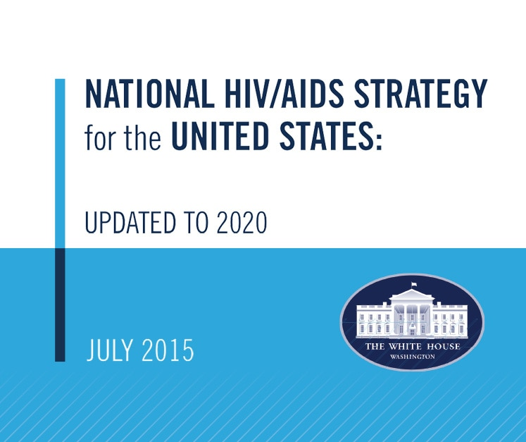 National HIV/AIDS Strategy for the United States OHAIDP billboard image