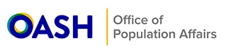 Office of Population Affairs logo