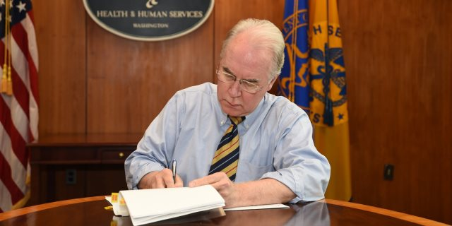 HHS Secretary Price declares public health emergency in Puerto Rico, U.S. Virgin Islands due to Hurricane Irma