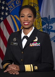 Rear Admiral Erica G. Schwartz, M.D., J.D., M.P.H