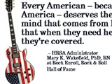 Read a blog post about the HRSA Administrator at a Rockin' EnRollin' event.