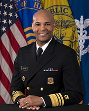 Surgeon General VADM Jerome M. Adams, M.D., M.P.H.