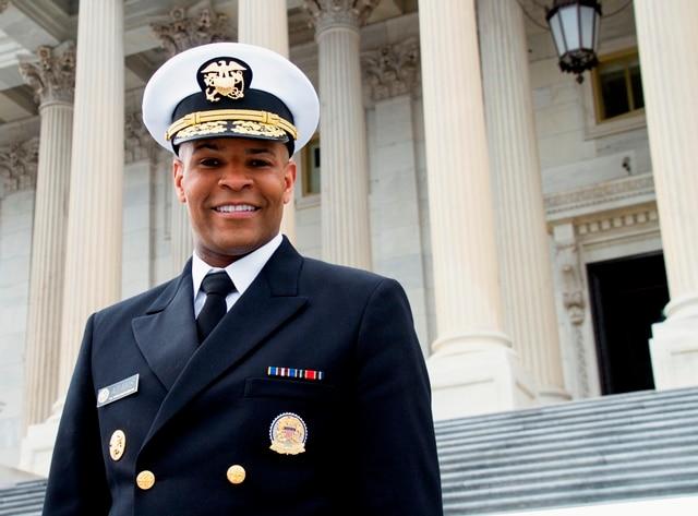 U.S. Surgeon General Vice Admiral Jerome M. Adams, M.D., M.P.H.