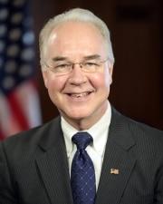 Thomas E. Price, M.D., Secretary of HHS