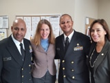 Read a blog post about the role of the Commissioned Corps in Flint, MI.
