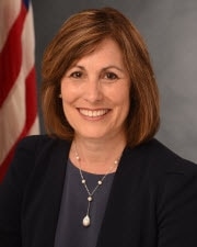 Photo of Valerie Huber, M.Ed., OASH Chief of Staff
